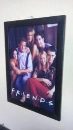 Quadro Série Friends
