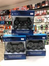 Controle Play 3 Sem Fio PlayStation 3