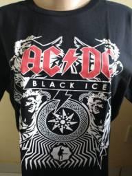 Camisas de rock clássico