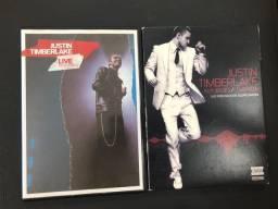 2 DVD?s Justin Timberlake