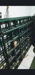 Janelas quadriculado de cantoneiras,nova nunca foi usado