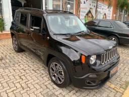 Jeep Renegade 1.8 Longitude Automático Flex Completo