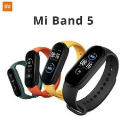 Xiaomi Mi Band 5 Versão Global - 1 ano de garantia