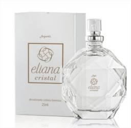 Eliana Cristal Colônia Desodorante Feminina - 25 ml- Jequiti