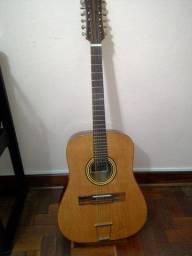 Violão Del Vecchio 12 Cordas Vintage. Barato!!!