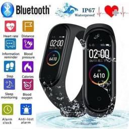 Smartwatch M4 Pulseira inteligente