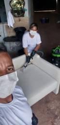 Lava sofá  apartir de R$60