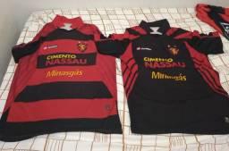 Camisa Sport Recife 2008 copa do Brasil
