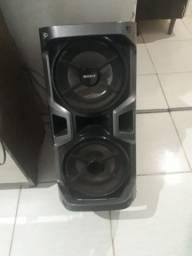 Vende ou troco essa duas caixa de som da marca sony
