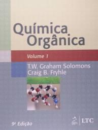 Livro de Quimica organica - Autor Solomons