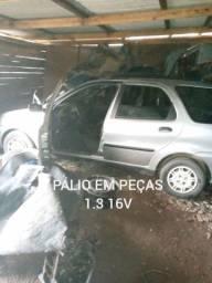 Pálio/siena fire em peças 1.0 16v/ 1.3 16v