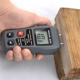 Medidor De Umidade Madeira Higrômetro de teste