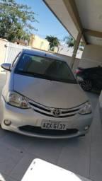Vendo Toyota Etios XLS 1.5 2015