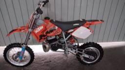 Mini Moto 50cc ktm
