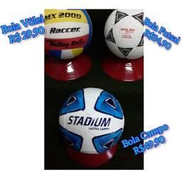 Artigos esportivos bolas coletes calções e meias