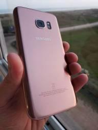 Smartphone Samsung Galaxy S7 Flat Rosa - O mais novo do OLX!