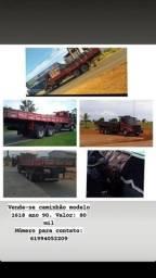 Título do anúncio: Caminhão 1618
