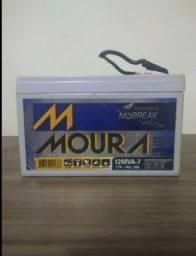 Título do anúncio: Bateria estacionária nobreak moura