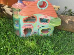 Little Pet Shop - LPS - lote de casa e diversos bichinhos
