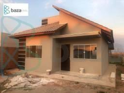 Casa com 2 dormitórios à venda, 60 m² por R$ 195.000,00 - Jardim Milão II - Sinop/MT