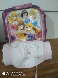 Título do anúncio: Trocador e mochila infantil