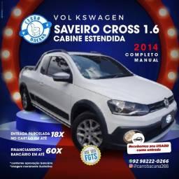 Título do anúncio: Saveiro CE Cross 1.6