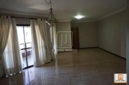 Apartamento para alugar com 4 dormitórios em Centro, Ribeirao preto cod:56647
