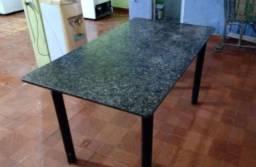 Título do anúncio: Vendo ou troco mesa de mármore troco por forno elétrico notebook