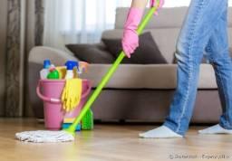 Título do anúncio: Limpeza em geral