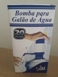 Bomba garrafão manual