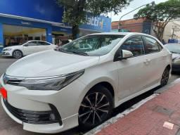 Título do anúncio: Toyota Corolla XRS 2.0 Automático Flex 2019 muito novo (Estudo troca)