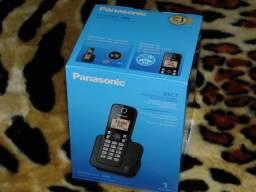 Panasonic o melhor telefone sem fio de baixo custo produto novo em Poa-rs