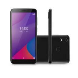 Smartphone, 32gb 4g octacore dual chip lacrado NF, parcelo no cartao