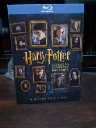 Harry Potter Blu-ray (completo)