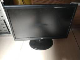 Monitor 18,5, Processador i3, Memória e outros