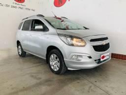 Título do anúncio: Chevrolet Spin 2014 1.8 LTZ 8V Flex 4P Automático