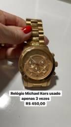 Relógio Michael Kors Original Semi-novo