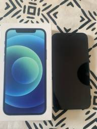 Título do anúncio: Vendo ou troco IPhone 12 completo