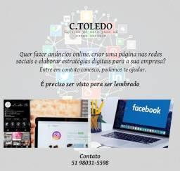 Título do anúncio: Criador de conteúdo digital