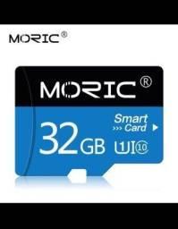 Cartão de memória 32 gigas