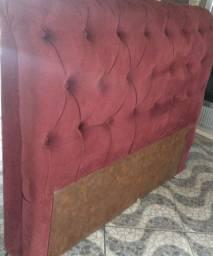 Título do anúncio: Cabeceira de cama de casal tradicional
