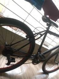 Bicicleta aro 26 para rolo em 29 com volta minha