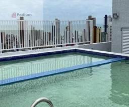 Loft à venda com 2 dormitórios em Miramar, João pessoa cod:38351