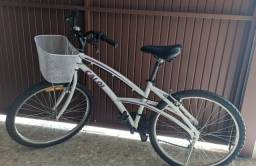 Título do anúncio: Bicicleta Caloi 100 SW - branca