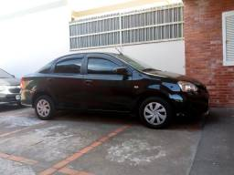 Etios sedan com GNV já financiado