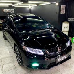 Título do anúncio: Honda Civic 2.0 EXR 2014 Automático c/ Teto Solar - Exclusivo