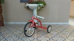 Título do anúncio: Triciclo Bandeirante Antigo Restaurado!