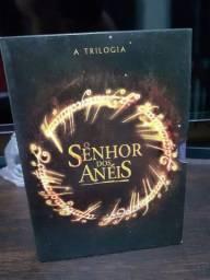 Trilogia O Senhor dos Anéis DvD Original.