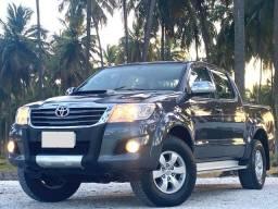 Título do anúncio: Hilux SRV 4X4 Diesel 13/13