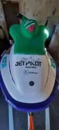 Título do anúncio: Vendo jet-ski seadoo 720 1994 Impecável